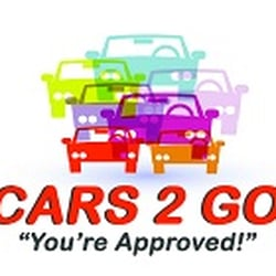 Cars 2 go logo